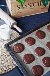 (WW2) Chocolate Oatcakes